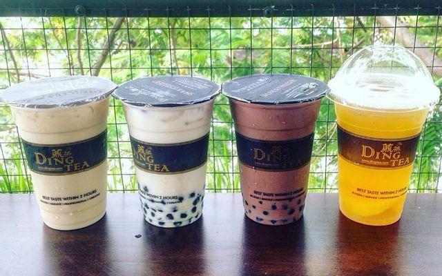 Ding Tea - Trà Sữa Đài Loan - 67 Bà Triệu ở Huế