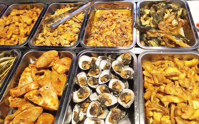 BBQ Thượng Hải ở Bình Dương