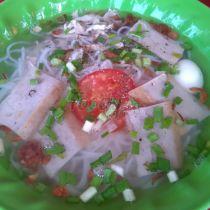 Đặc Sản Nha Trang - Bún Chả Cá & Bánh Canh Bột Gạo