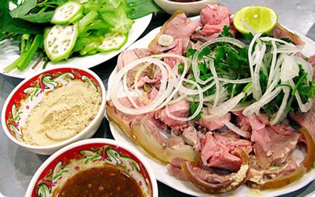 Bê Thui Hùng Vương ở Đắk Nông