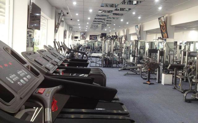 CLB Thể Hình Thẩm Mỹ Gym Fitness Tiến Phương ở TP. HCM