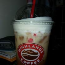 Highlands Coffee - Saigon Pearl