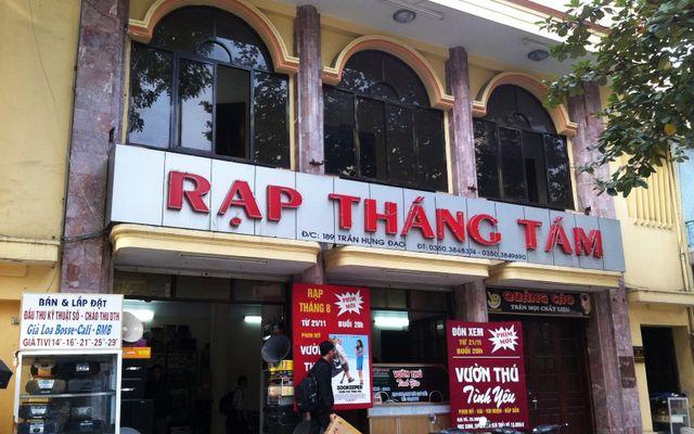 Rạp Tháng Tám - Trần Hưng Đạo ở Nam Định
