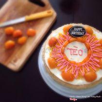 Hachi - Bánh Bông Lan Trứng Muối - Shop Online