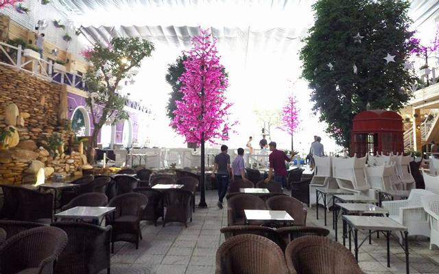 Đà Lạt Phố Cafe - Hồng Bàng ở TP. HCM