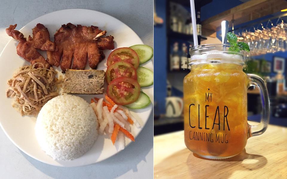 Đa Sắc - Cafe & Cơm Văn Phòng