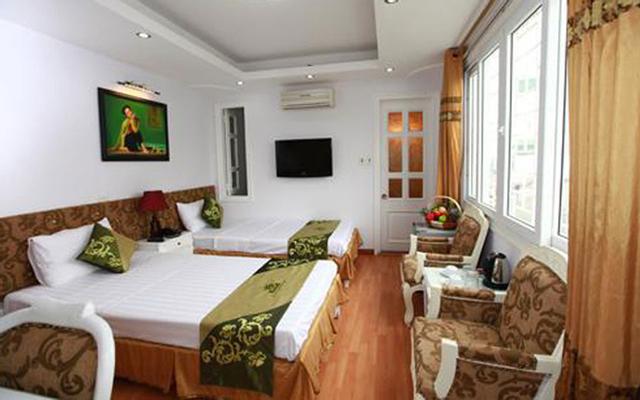 Hương Sen Hotel ở Đồng Tháp