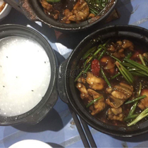 Cháo Ếch Singapore - Chợ Tân Định