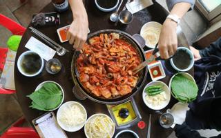 Octomaru - Octobar Nhà Hàng Bạch Tuộc Hàn Quốc - Royal City