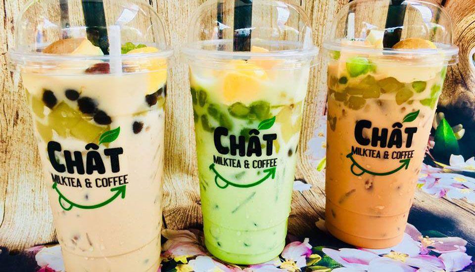 Chất - Trà Sữa - Nguyễn Khuyến