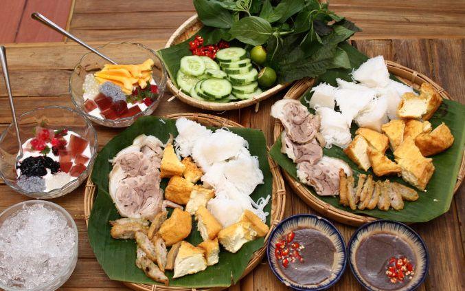 Bún Đậu Hà Nội - Nguyễn Tri Phương