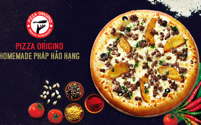 Pizza Origino - French Homemade ở TP. HCM