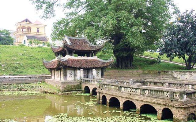 Đền Phù Đổng ở Hà Nội