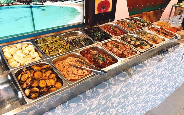 Bách Hoa Viên - Buffet Món Nướng ở Bình Dương