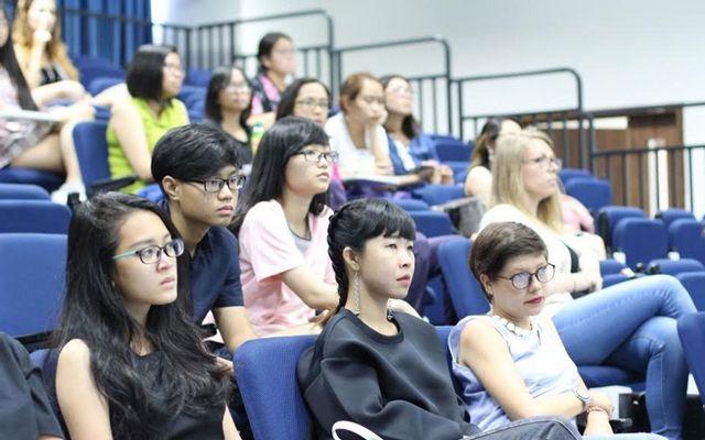 Trường Đại Học Hoa Sen ở TP. HCM