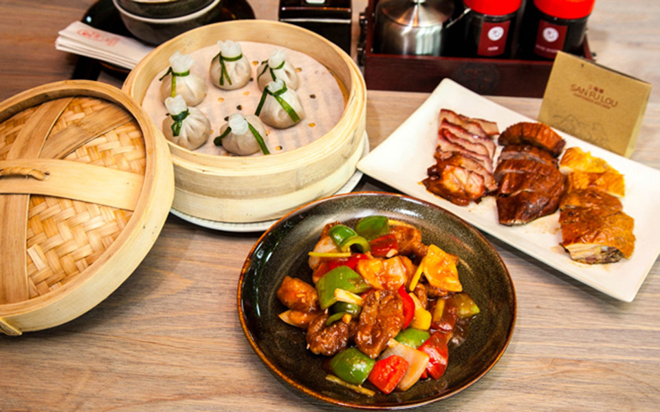 San Fu Lou - Ẩm Thực Quảng Đông - 3 Tháng 2