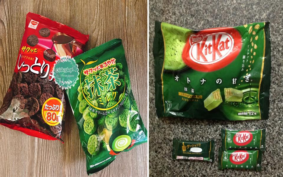 Oishi Shop - Bánh Kẹo Nhật