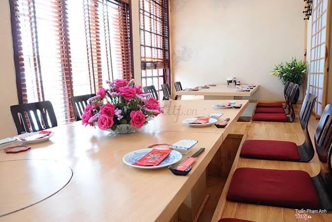 buffet trưa ngon, rẻ ở Hà Nội_Kadan