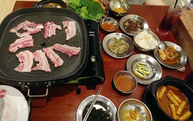 Ajumma - Ẩm Thực Hàn Quốc ở Đắk Lắk