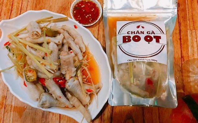 Chân Gà Bo Ọt - Shop Online ở Đà Nẵng