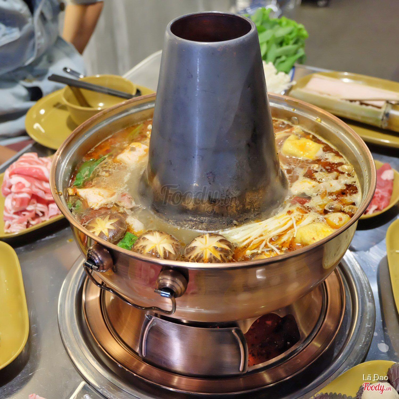 Nhà hàng Hồng Kông - Sừng Quăn
