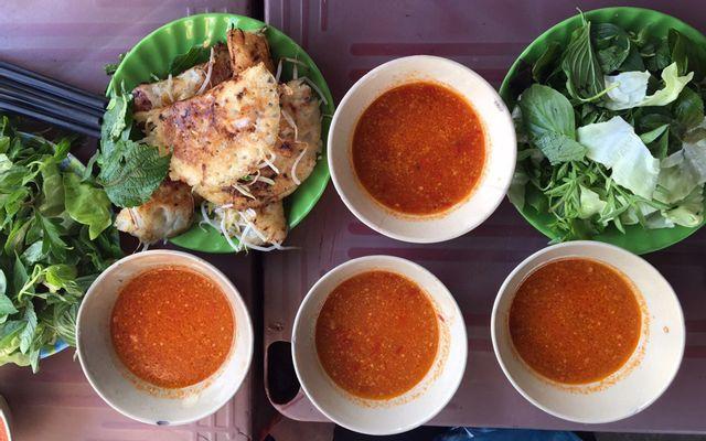Bánh Xèo Phan Rang ở Ninh Thuận