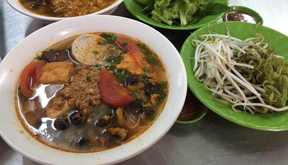 Bún Riêu & Canh Bún - Phan Đình Phùng