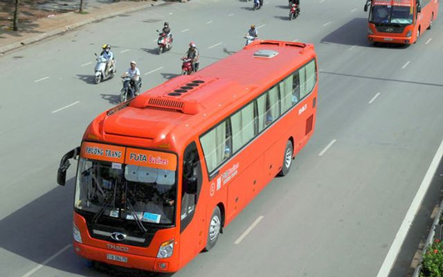 Xe Khách Phương Trang - Bến Xe Trung Tâm Đà Nẵng ở Đà Nẵng