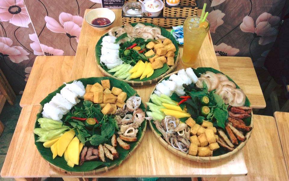 Bún Đậu Mắm Tôm Nhà Tôi - Nguyễn Tri Phương