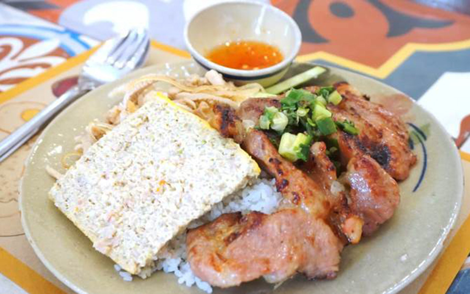 Cơm Tấm Hoàng Minh - Nguyễn Thái Học