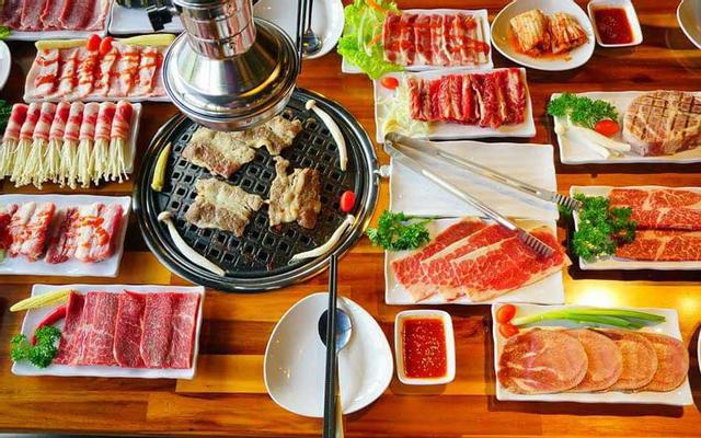 Tengcho - Korean BBQ ở Hà Nội
