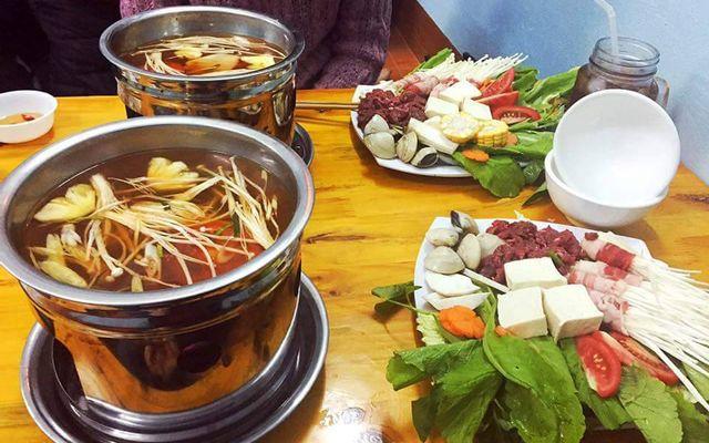 Hancook - Mì Cay & Lẩu 7 Cấp Độ Hàn Quốc ở Hòa Bình