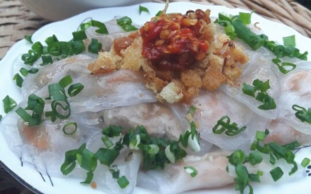 Bánh Bột Lọc Chuẩn Vị Miền Trung - Shop Online ở Hà Giang
