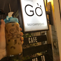Gờ Motorpsycho Coffee