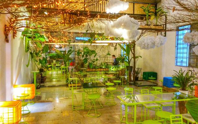 Bus Coffee & Tea House - Núi Thành ở Đà Nẵng