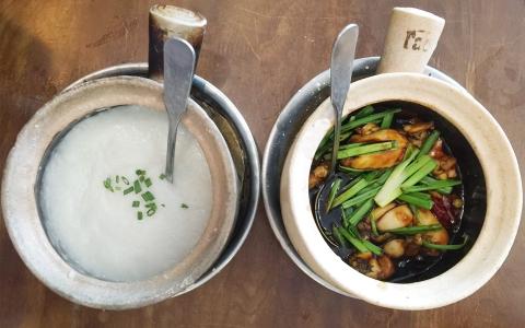 Long Kitchen - Cháo Ếch Geylang & Bánh Bao