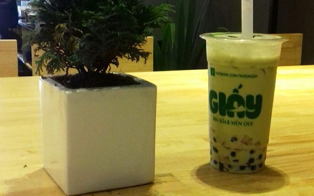 Giấy - Trà Sữa & Xiên Que - Phan Chu Trinh ở Đắk Lắk