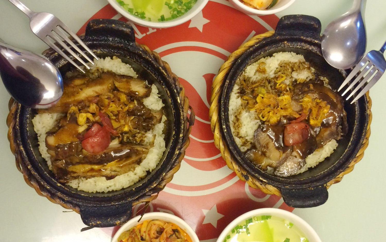 KOMBO - Cơm Niêu Singapore - Cửa Bắc