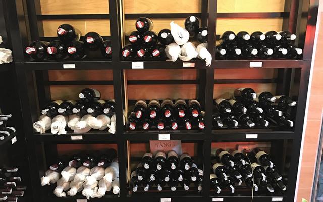 Rượu Vang Cường Tây Âu ở TP. HCM