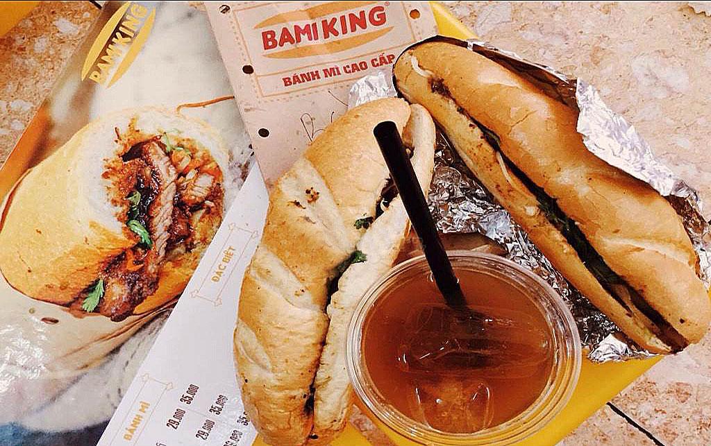 Bami King - Bánh Mì Bò Nướng - Nguyễn Phong Sắc