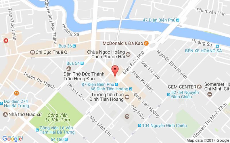 Bản đồ - Sushi Kazoku - Nhà Hàng Nhật