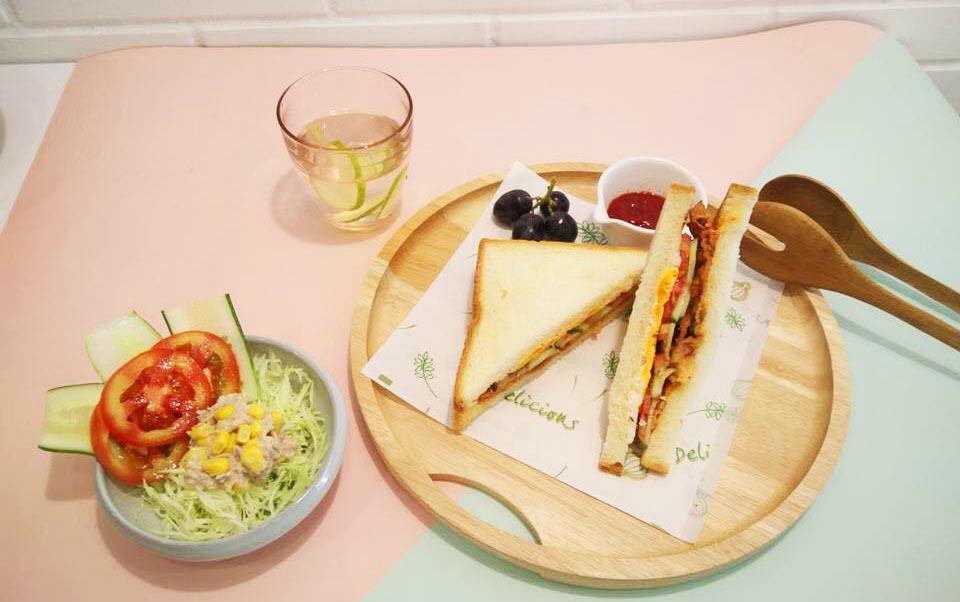 Hi Sandwich