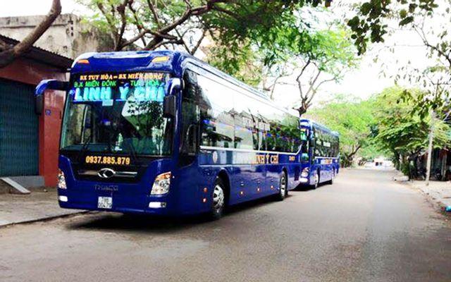Xe Khách Linh Ý Chí ở Phú Yên