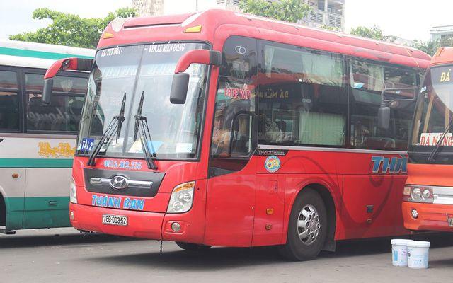 Xe Khách Thành Ban ở Phú Yên