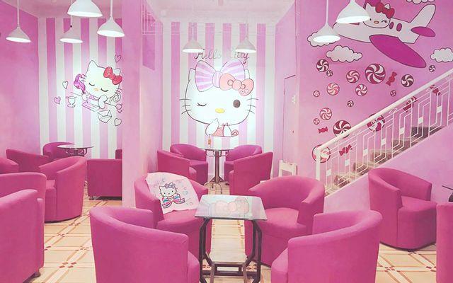 Pink Milk Tea - Bà Triệu ở Huế