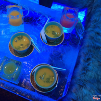 HP Ice Lounge