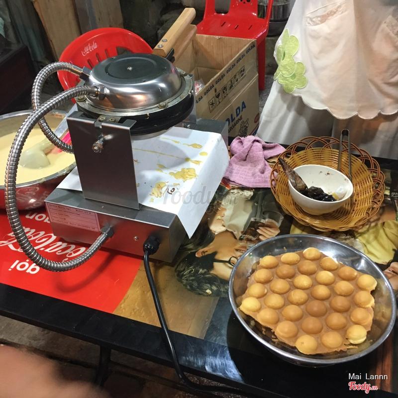 Bánh trứng hongkong 20k