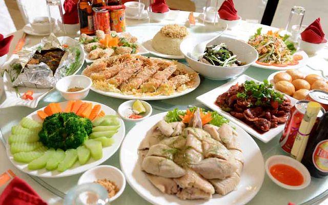 An Ngọc - Đặt Tiệc Cưới ở Hà Nội