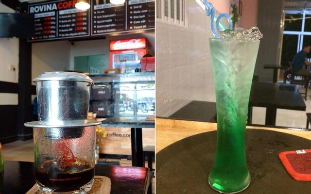 Rovina Coffee Thiên Phú ở TP. HCM