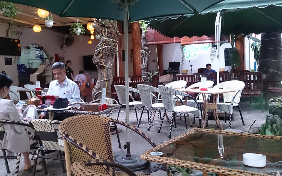 Cây Sấu - Cafe & Ẩm Thực Chay